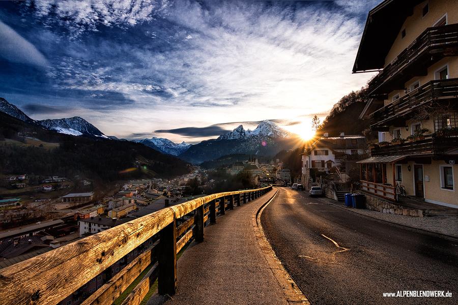 Berchtesgaden Landschaftsfotografie Deutschland