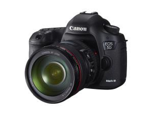 Digitalkamera Kaufberatung EOS 5D Mark III