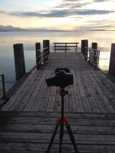 Dampfersteg Chiemsee Kameraeinstellungen
