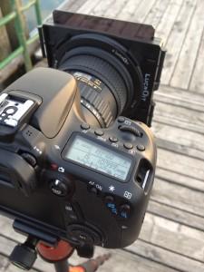 Kameraeinstellungen Chiemsee