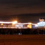 Santa Barbara Pier - Foto Filter