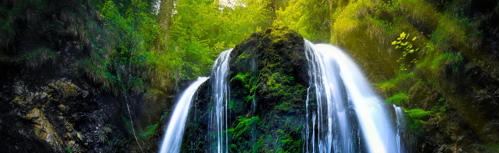 """Behind the shot """"Josefsthaler Wasserfall"""""""