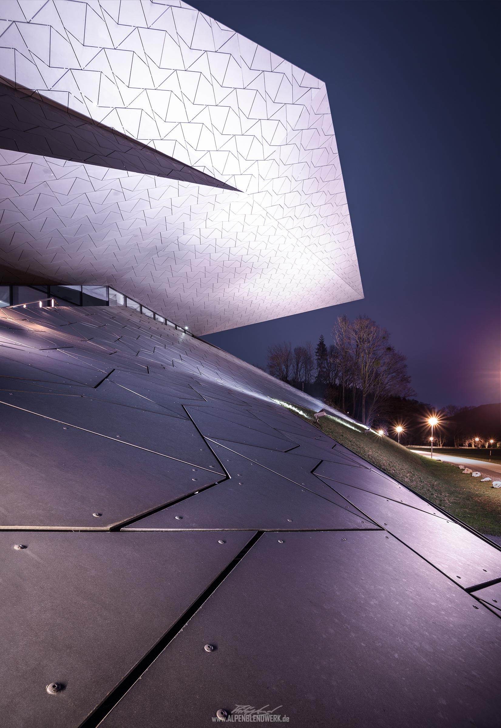 Festspiele Erl - Architektur