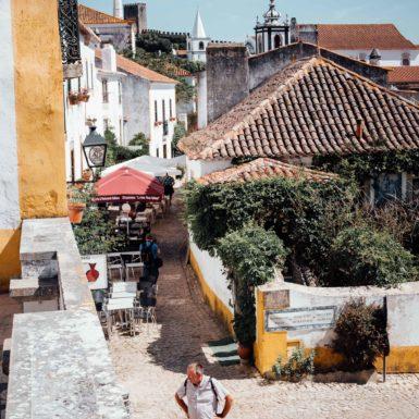 Obidos Portugal Reise