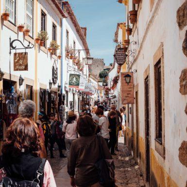 Reise Portugal Obidos