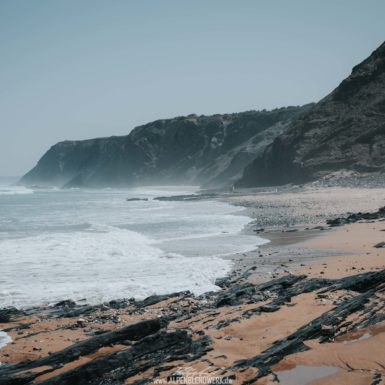 Portugal Westküste Reise
