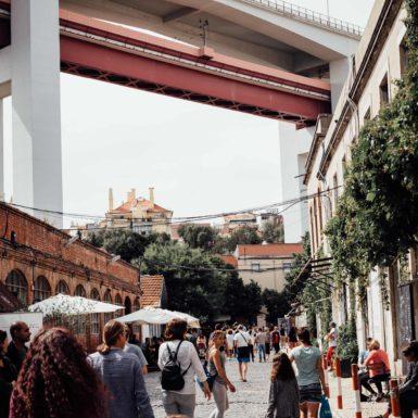 Lissabon Portugal Reise