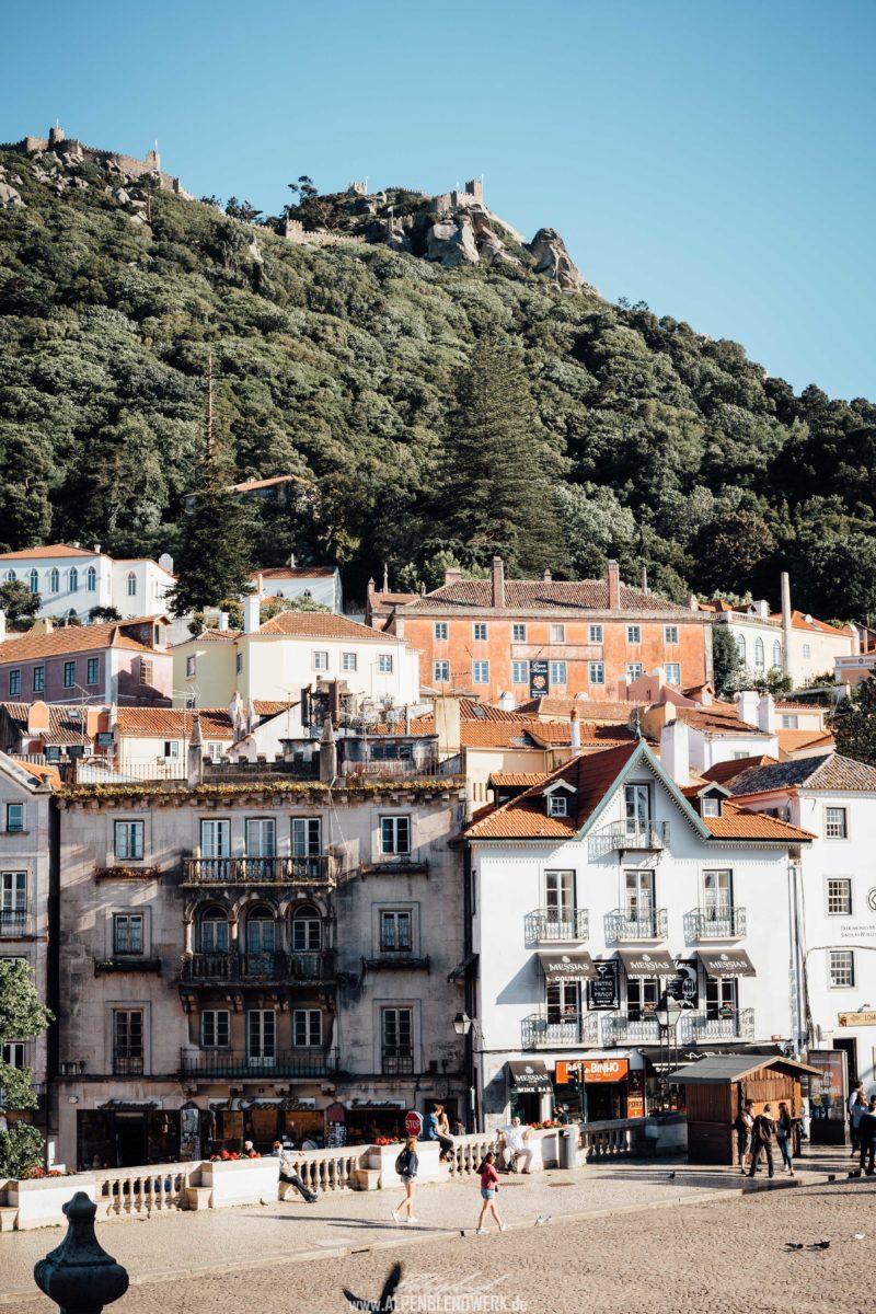 Sintra Portugal Urlaub