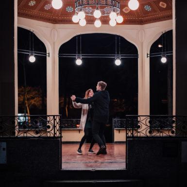 Zürich Paar Tanz