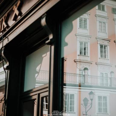 Salzburg Altstadt Geschäfte