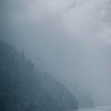 Königssee Nebel