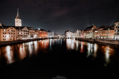 Zürich_Fluß