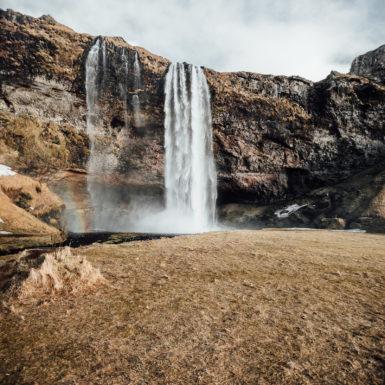 Selljalandsfoss Iceland