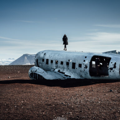 South Iceland Plane