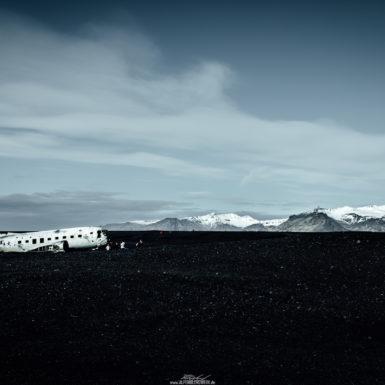 South Iceland Plane