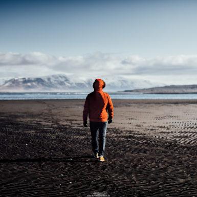 Iceland Hvitserkur Beach
