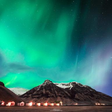 Aurora, Nordlicht, Island