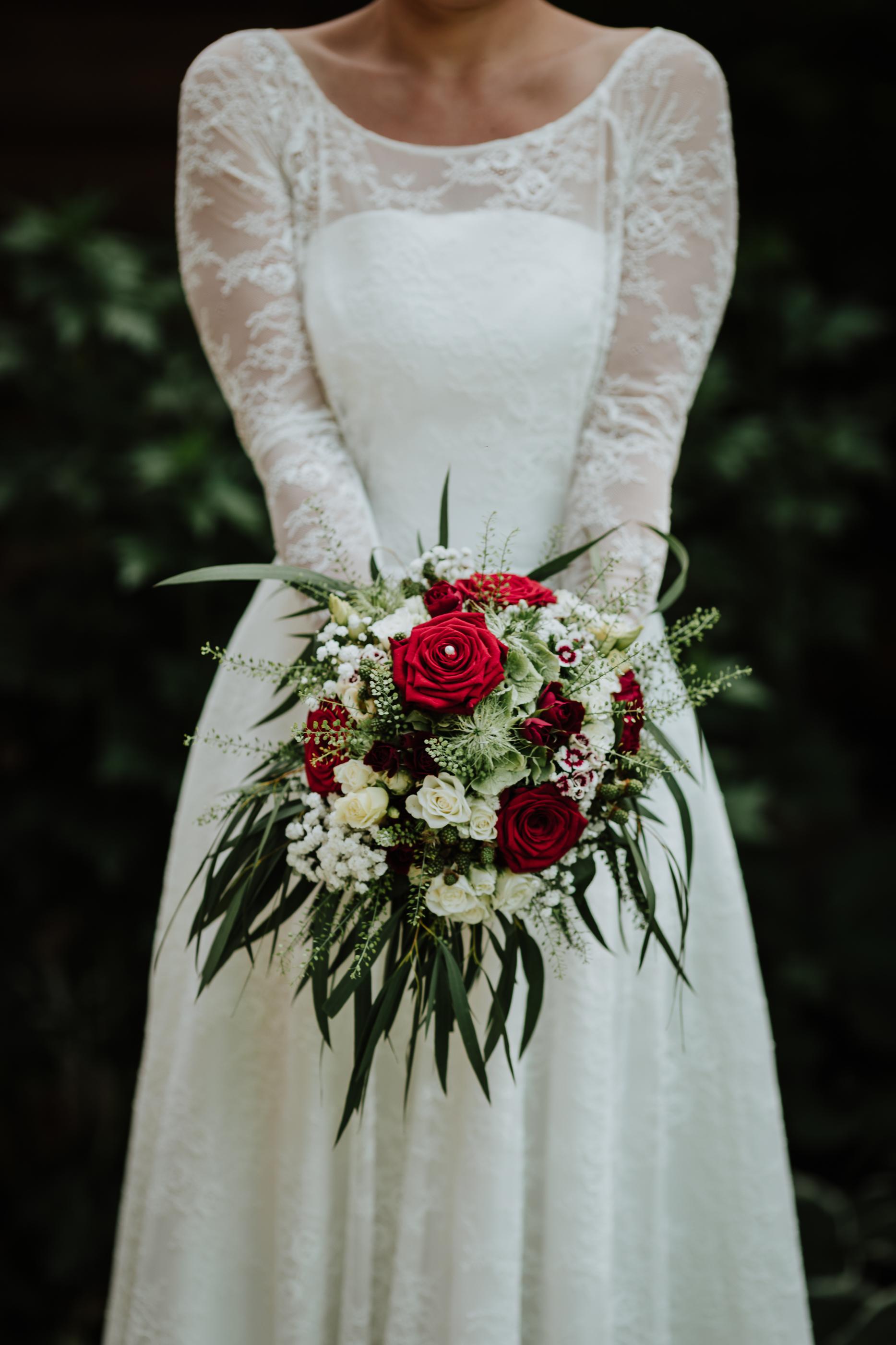 Hochzeit Reit im Winkl Braut