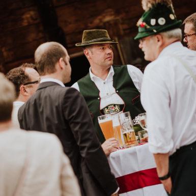 Hochzeit Reit im Winkl Reportage