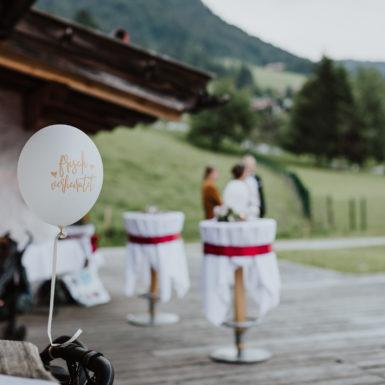 Hochzeit Reit im Winkl