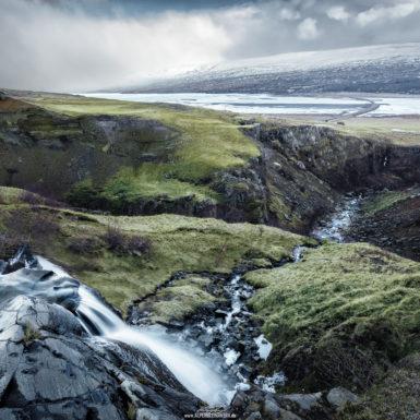 Heftifoss Iceland