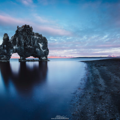 Iceland Coast Sea