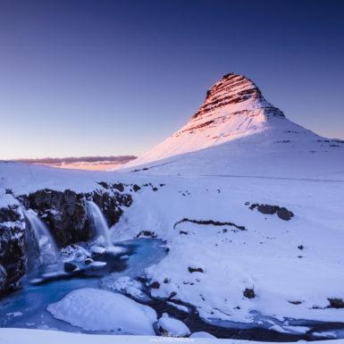Iceland Kirkjufell