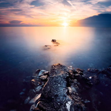 Croatia Sunset