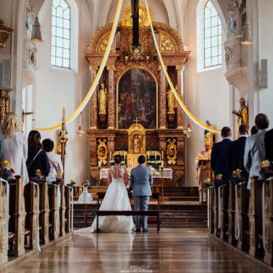 Hochzeit Oberbayern Aschau